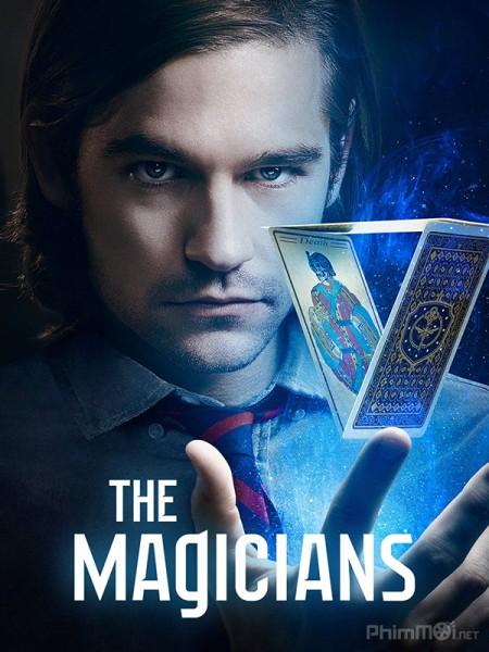 Hội Pháp Sư Phần 4 The Magicians Season 4.Diễn Viên: John Hurt,Bradley James,Colin Morgan