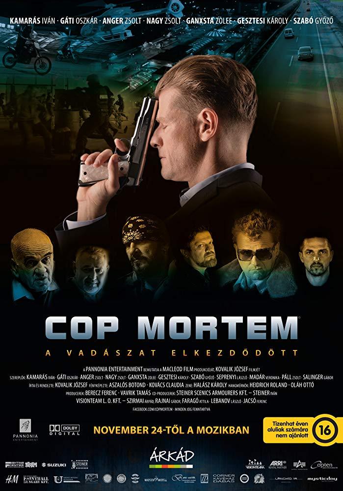 Cuộc Săn Đuổi Cop Mortem.Diễn Viên: Iván Kamarás,Oszkár Gáti,Zsolt Anger