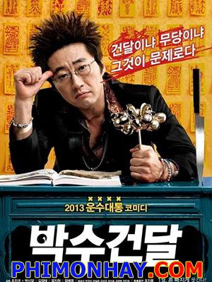 Pháp Sư Côn Đồ Man On The Edge.Diễn Viên: Park Shin Yang,Kim Jung Tae,Uhm Ji Won,Jung Hye Young,Yoon Song Yi,Kim Sung Kyun,Choi Ji Ho