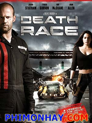 Cuộc Đua Tử Thần - Death Race Unrated