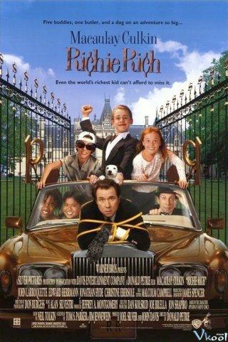 Chú Bé Tỷ Phú Richie Rich.Diễn Viên: Macaulay Culkin,John Larroquette,Edward Herrmann