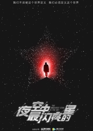 Ngôi Sao Sáng Nhất Bầu Trời Đêm The Brightest Star In The Sky.Diễn Viên: Hoàng Đình Đình,Lưu Hân,Vương Phi Phi