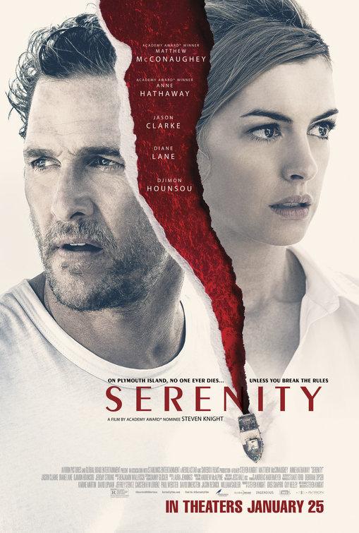 Trò Chơi Tình Ái Serenity.Diễn Viên: Anne Hathaway,Diane Lane,Matthew Mcconaughey