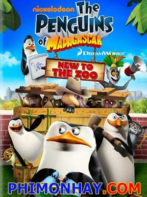 Những Chú Chim Cánh Cụt Đến Từ Madagascar The Penguins Of Madagascar 1.Diễn Viên: Pierfrancesco Favino,Filippo Nigro And Marco Giallini