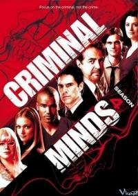 Hành Vi Phạm Tội Phần 4 - Criminal Minds Season 4 Việt Sub (2008)