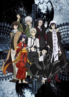 Bungo Stray Dogs 3