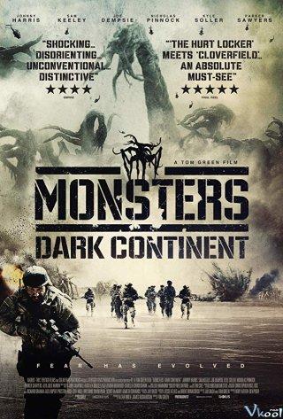 Quái Vật Lục Địa Đen - Monsters: Dark Continent
