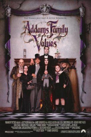 Gia Đình Nhà Addams 2 - Addams Family Values
