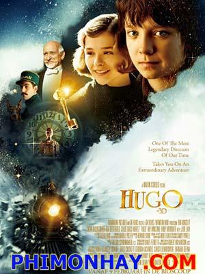 Cuộc Phiêu Lưu Của Hugo Hugo Cabret.Diễn Viên: Asa Butterfield,Chloë Grace Moretz,Christopher Lee