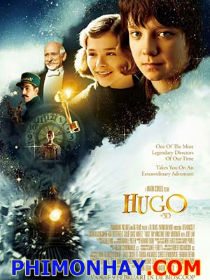 Cuộc Phiêu Lưu Của Hugo - Hugo Cabret Thuyết Minh (2011)