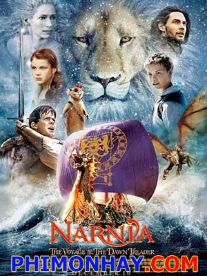 Biên Niên Sử Narnia 3: Hành Trình Trên Tàu Dawn Treader - The Chronicles Of Narnia 3: The Voyage Of The Dawn Treader
