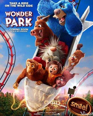 Công Viên Kỳ Diệu Wonder Park.Diễn Viên: Brianna Denski,Jennifer Garner,Ken Hudson Campbell