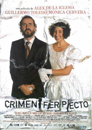 Tội Ác Hoàn Hảo El Crimen Perfecto.Diễn Viên: Guillermo Toledo,Mónica Cervera,Enrique Villén,Perfect Crime