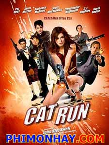 Sát Thủ Mèo Hoang Cat Run.Diễn Viên: Christopher Mcdonald,Paz Vega,Scott Mechlowicz,Tony Curran,Janet Mcteer,Karel Roden,Michelle