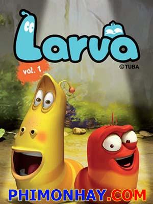 Ấu Trùng Tinh Nghịch - Larva Season 1