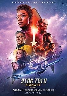 Hành Trình Khám Phá Phần 2 Star Trek: Discovery Season 2