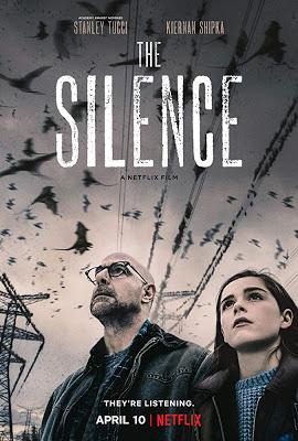 Sinh Tồn Trong Câm Lặng The Silence.Diễn Viên: Kiernan Shipka,Miranda Otto,Stanley Tucci