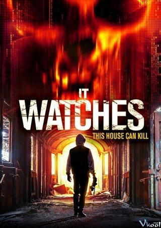Ánh Nhìn Chết Người It Watches.Diễn Viên: Ivan Djurovic,Rick Irwin,Sanny Van Heteren