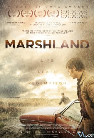 Án Mạng Vùng Đầm Lầy Marshland.Diễn Viên: Javier Gutiérrez,Raúl Arévalo,María Varod
