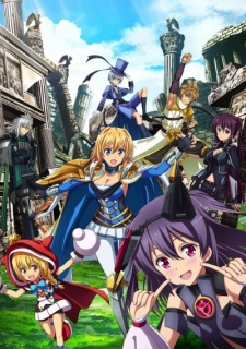 Hangyakusei Million Arthur 2Nd Season - Operation Han-Gyaku-Sei Million Arthur 2Nd Season