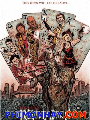 Thành Phố Ăn Thịt Người Steve Niles Remains.Diễn Viên: Grant Bowler,Evalena Marie,Tawny Cypress