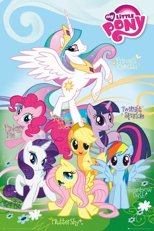 Những Chú Ngựa Pony Phần 9 My Little Pony Friendship Is Magic Ss9