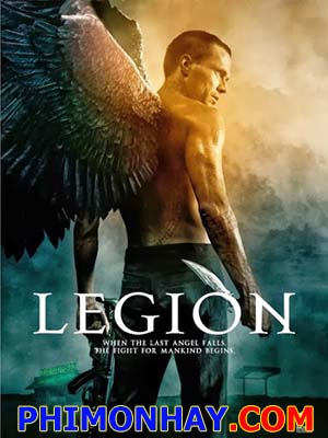 Ác Thần Legion.Diễn Viên: Paul Bettany,Dennis Quaid,Charles S Dutton