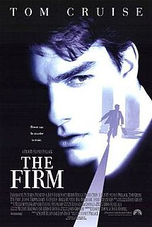 Công Ty The Firm.Diễn Viên: Tom Cruise,Jeanne Tripplehorn,Gene Hackman