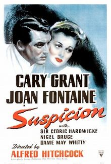 Nghi Vấn Suspicion.Diễn Viên: Cary Grant,Joan Fontaine,Cedric Hardwicke