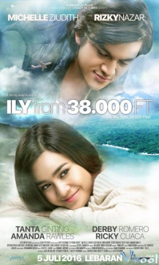 Yêu Anh Từ 38000 Ft - I Love You From 38.000 Feet Việt Sub (2016)