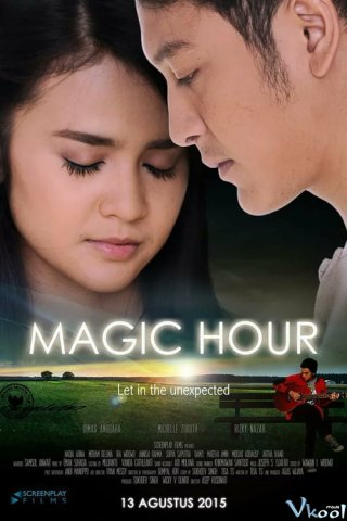 Thời Khắc Diệu Kỳ Magic Hour.Diễn Viên: Michelle Ziudith,Dimas Anggara,Rizky Nazar
