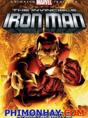 Người Sắt Vô Địch The Invincible Iron Man.Diễn Viên: Marc Worden,Gwendoline Yeo,Fred Tatasciore