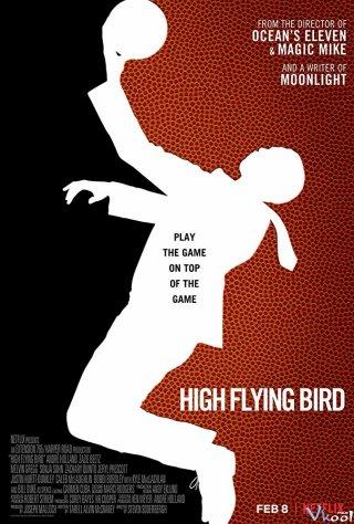 Siêu Sao Bóng Rổ High Flying Bird.Diễn Viên: André Holland,Melvin Gregg,Eddie Tavares