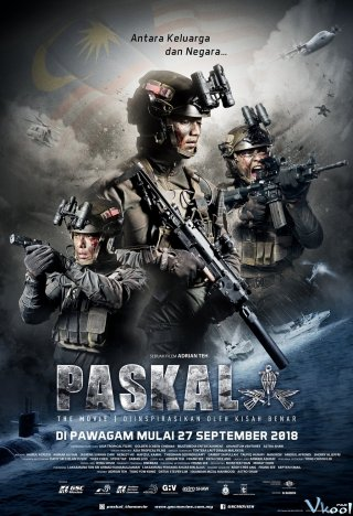 Giải Cứu - Paskal The Movie