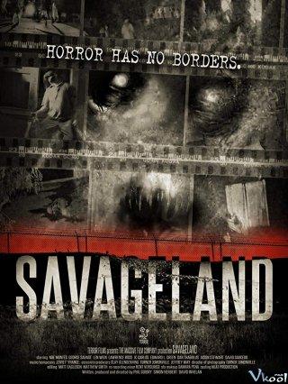 Miền Đất Dữ Savageland.Diễn Viên: Phil Guidry,Simon Herbert,David Whelan