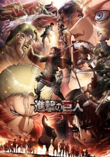Shingeki No Kyojin Season 3 Part 2 - Attack On Titan Season 3 Part 2