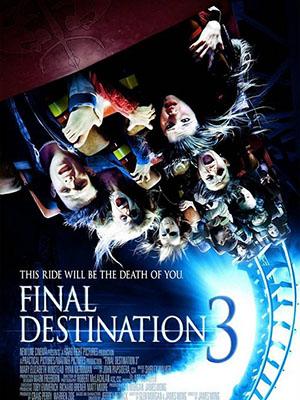 Lưỡi Hái Tử Thần 3 Final Destination 3.Diễn Viên: Ryan Merriman,Mary Elizabeth Winstead,Kris Lemche