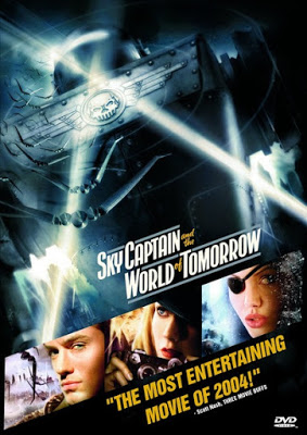 Đội Trưởng Sky Và Thế Giới Tương Lai - Sky Captain And The World Of Tomorrow