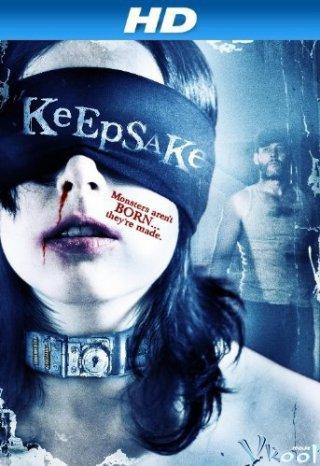 Vật Lưu Niệm Keepsake.Diễn Viên: Robert Pralgo,Sunny La Rose,Liz Blake