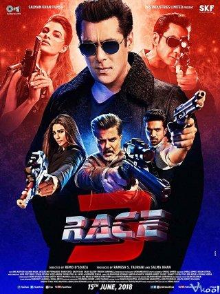 Đường Đua Máu 3 Race 3.Diễn Viên: Anil Kapoor,Salman Khan,Bobby Deol