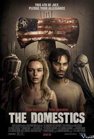 Đường Về Nhà The Domestics.Diễn Viên: Kate Bosworth,Tyler Hoechlin,Sonoya Mizuno