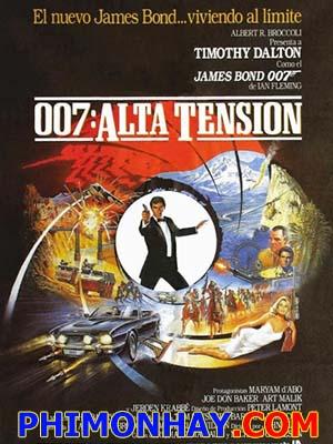 Điệp Viên 007: Ánh Sáng Ban Ngày James Bond: The Living Daylights.Diễn Viên: Timothy Dalton,Maryam Dabo,Jeroen Krabbé