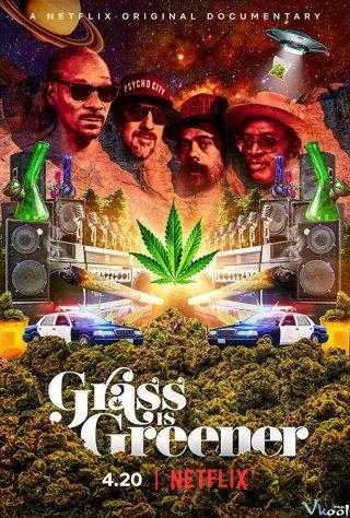 Nước Mỹ Và Cần Sa Grass Is Greener.Diễn Viên: B,Real,Steven Hager,Damian Marley