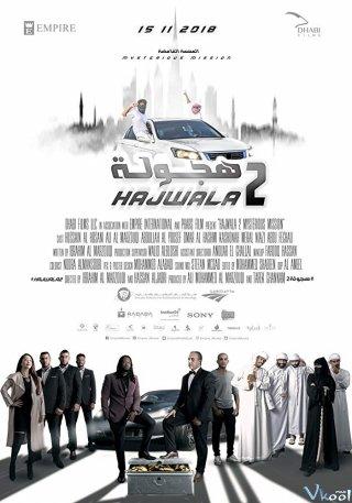 Nhiệm Vụ Bí Ẩn - Hajwala 2: Mysterious Mission