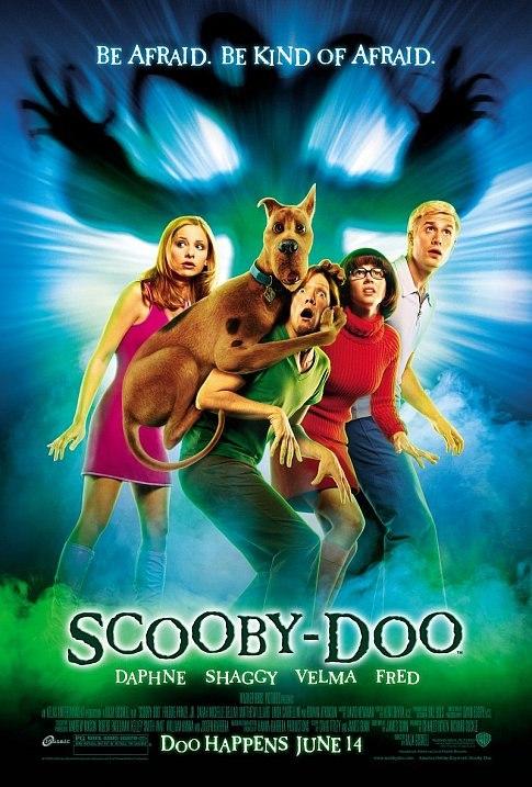 Chú Chó Scooby-Doo Scooby-Doo.Diễn Viên: Freddie Prinze Jr,Matthew Lillard,Sarah Michelle Gellar