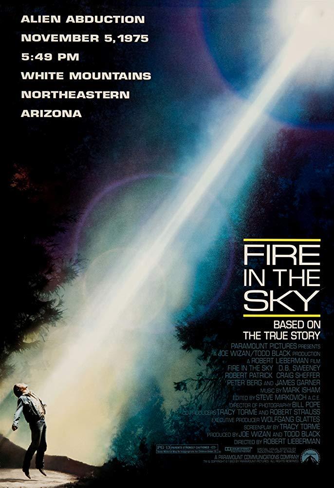 Lửa Giữa Trời - Fire In The Sky