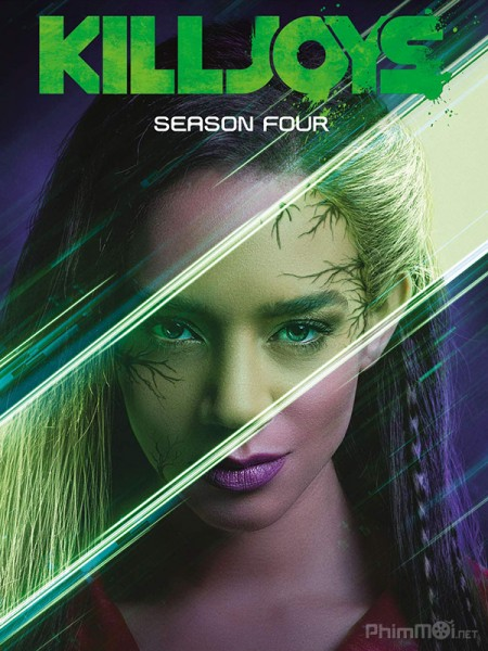 Đội Săn Tiền Thưởng Phần 4 Killjoys Season 4.Diễn Viên: John Hennigan,Osric Chau,Spencer Grammer