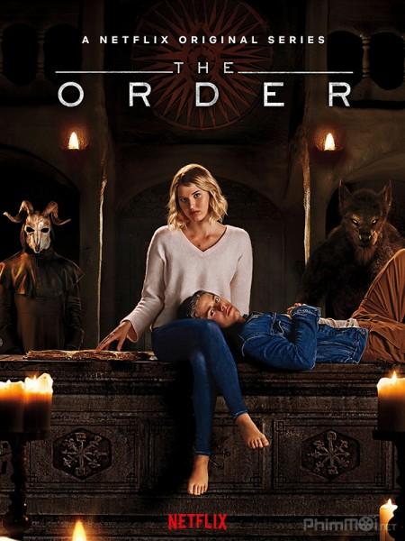 Hội Kín Phần 1 The Order Season 1.Diễn Viên: Simon Kinberg,Jordan Peele,Marco Ramirez,Rod Serling