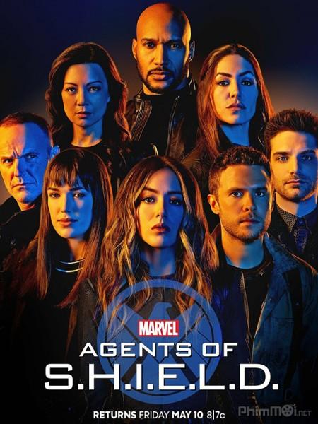 Đặc Vụ Shield Phần 6 Agents Of S.h.i.e.l.d Season 6.Diễn Viên: Maurissa Tancharoen,Jed Whedon,Joss Whedon