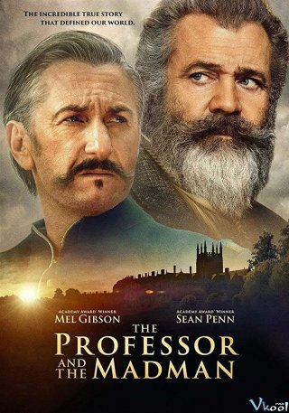 Giáo Sư Và Kẻ Điên - The Professor And The Madman Việt Sub (2019)